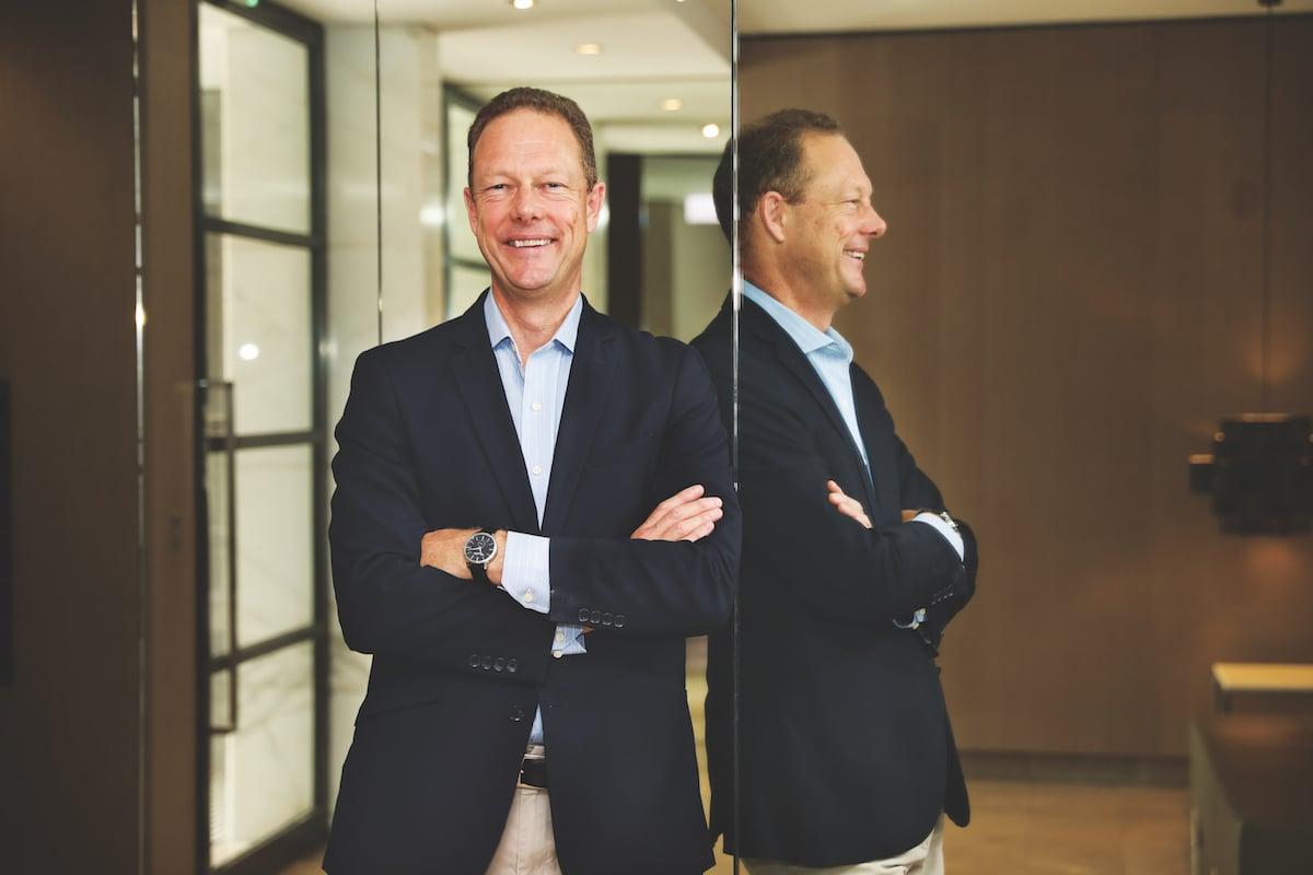 Neil Verdal-Austin CEO of SomnoMed