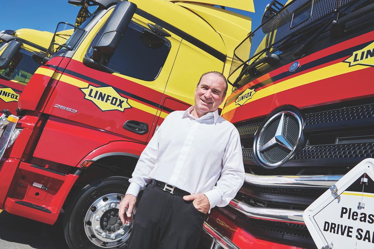Peter Fox Executive Chairman of Linfox