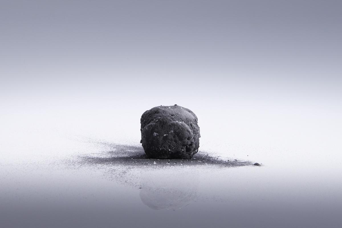 Gaggan – Charcoal