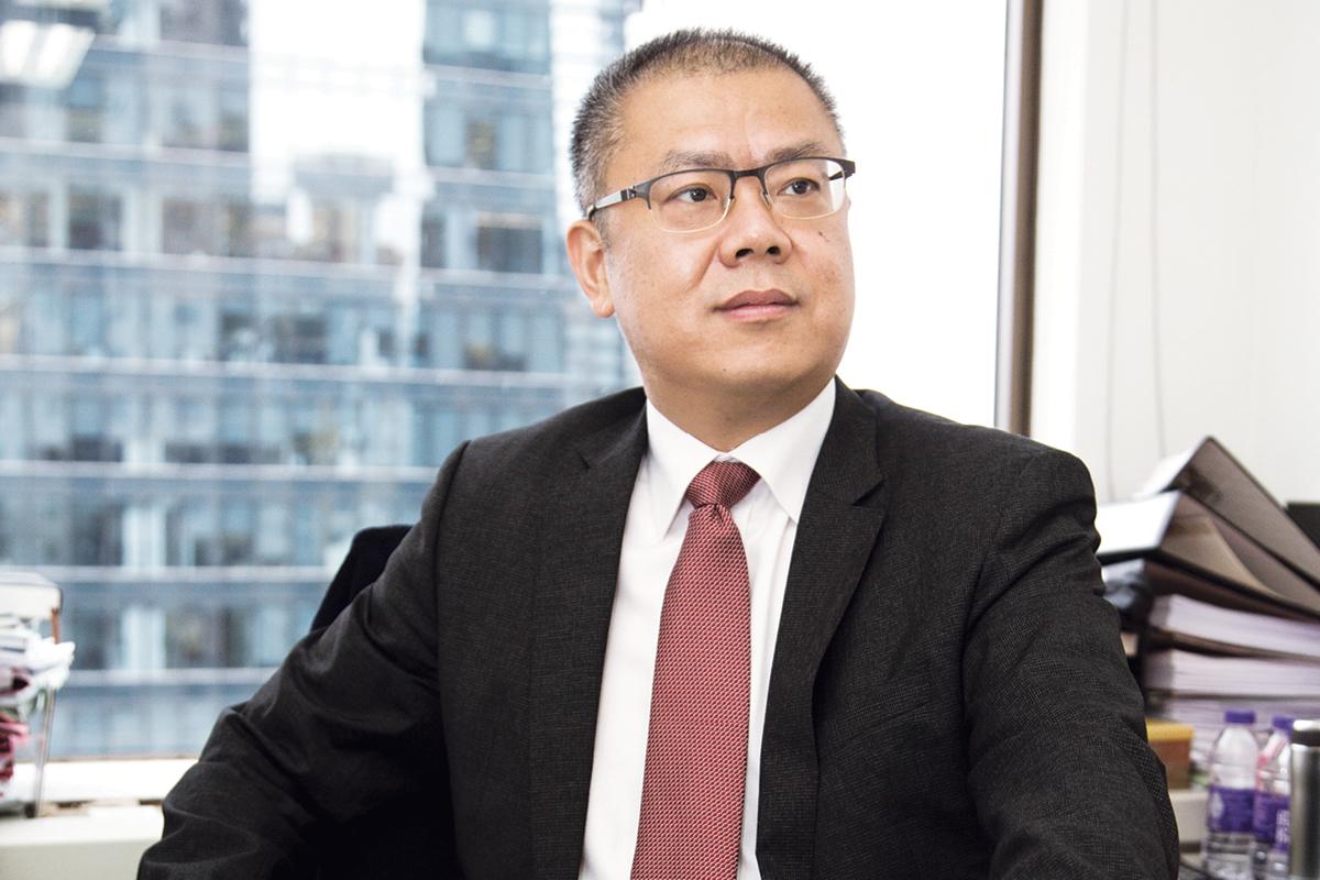 Michael Li CEO of Marsh China