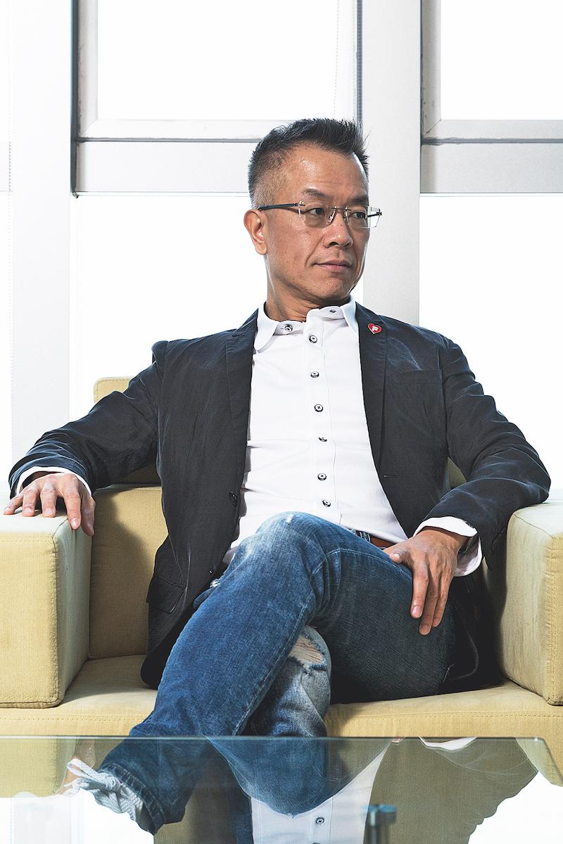 Brian Yiu President of Fila Greater China