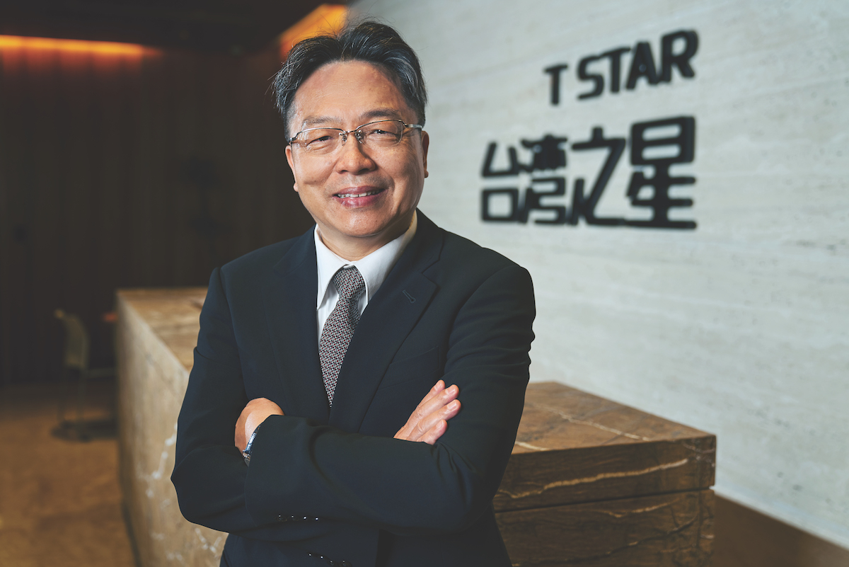 Cliff Lai CEO and President of Taiwan Star Telecom