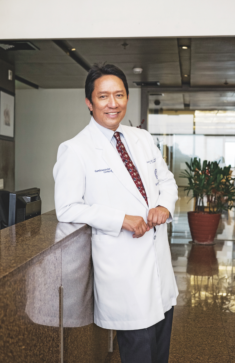 Dr. Eugenio Ramos CEO and President of The Medical City