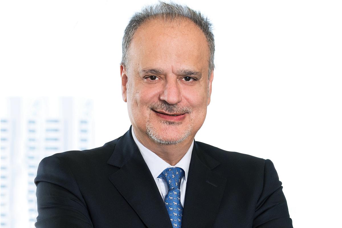 Michel Accad CEO of Al Ahli Bank of Kuwait