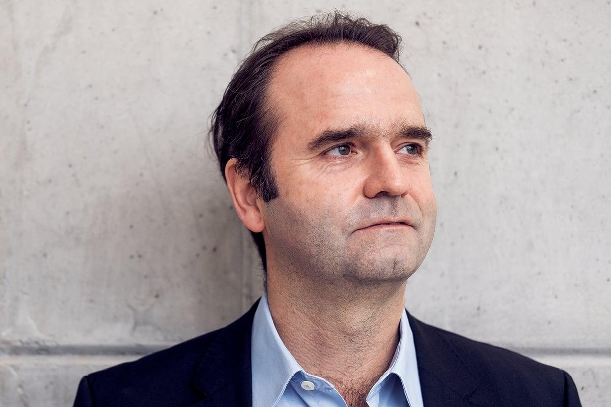 Mirko Lehmann CEO of IST AG