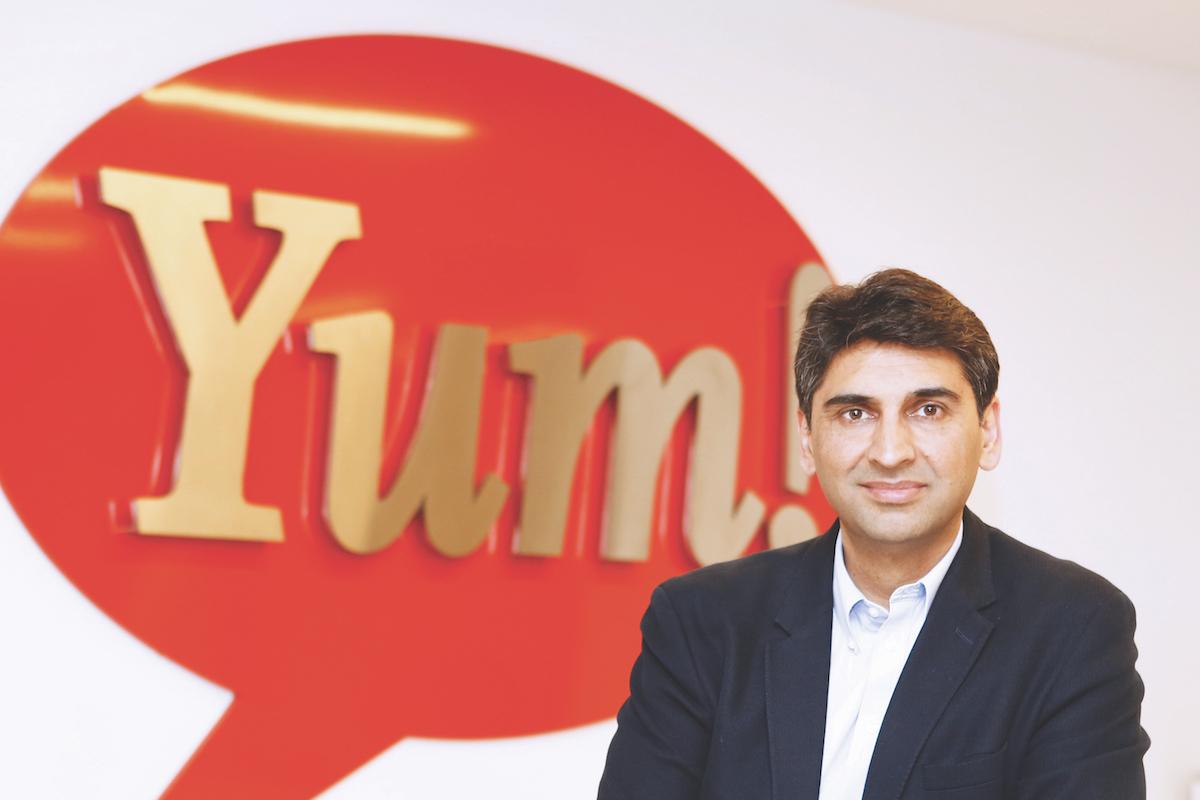 Sabir Sami Managing Director, KFC MENAPakT and Asia at Yum! Brands