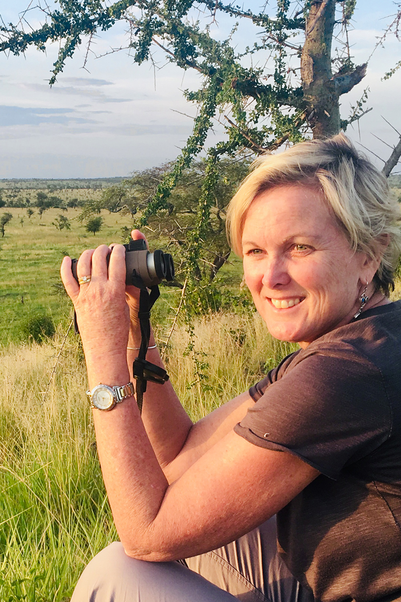 Lemala Authentic Camps and Lodges CEO Leanne Haigh