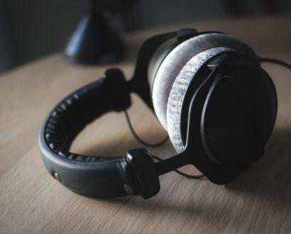 Generic headphones
