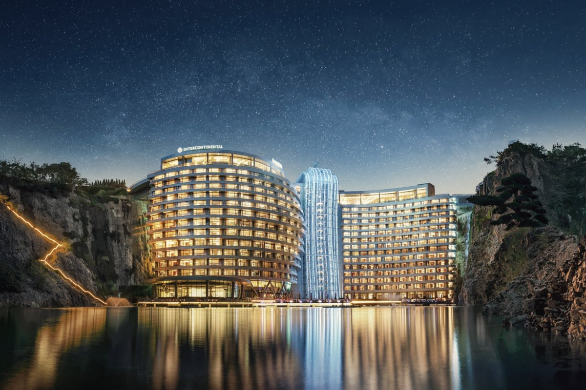 InterContinental Shanghai Wonderland