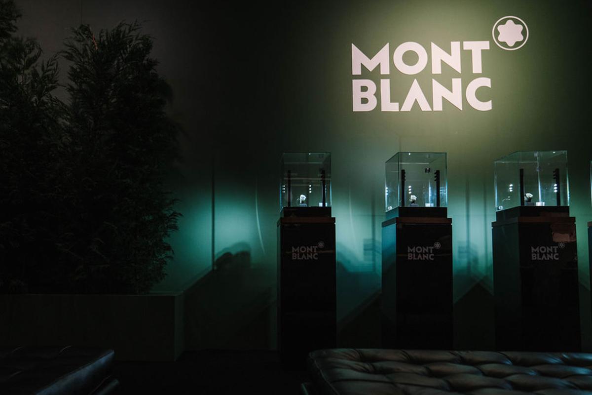 Montblanc Black and White week