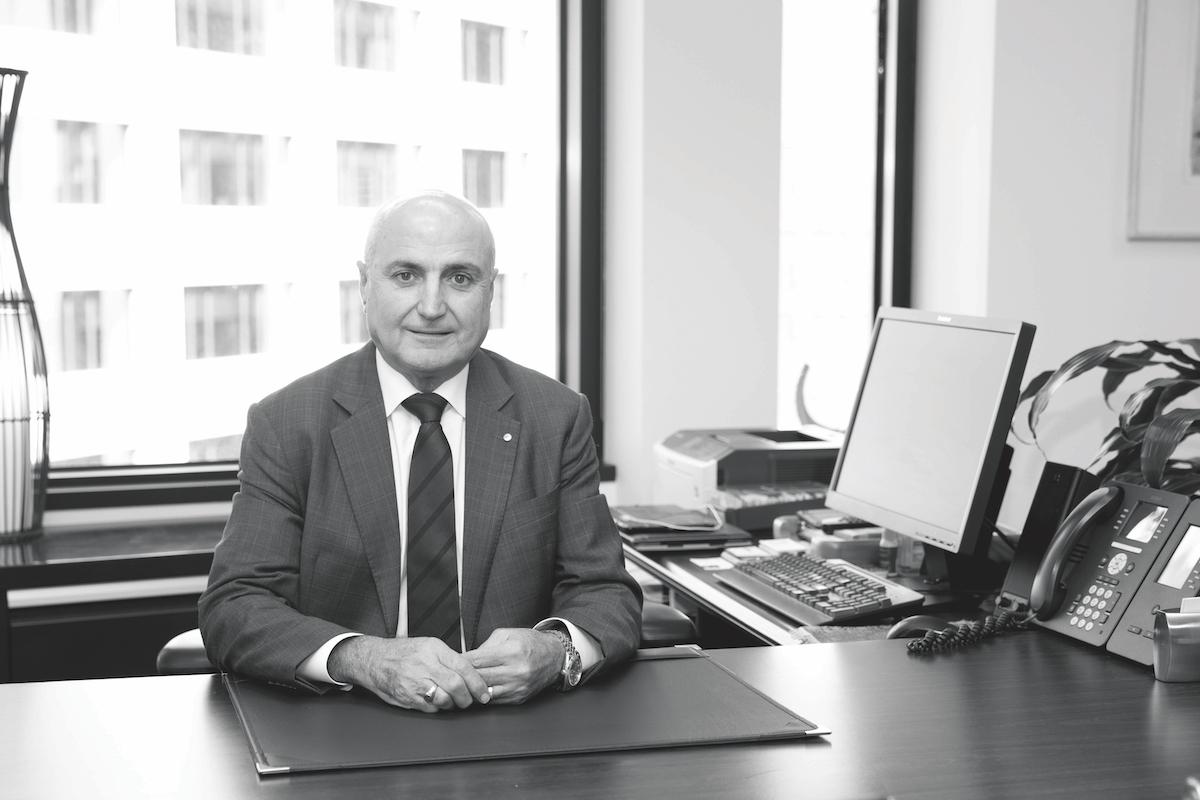 Joseph Rizk Managing Director and CEO of Arab Bank Australia