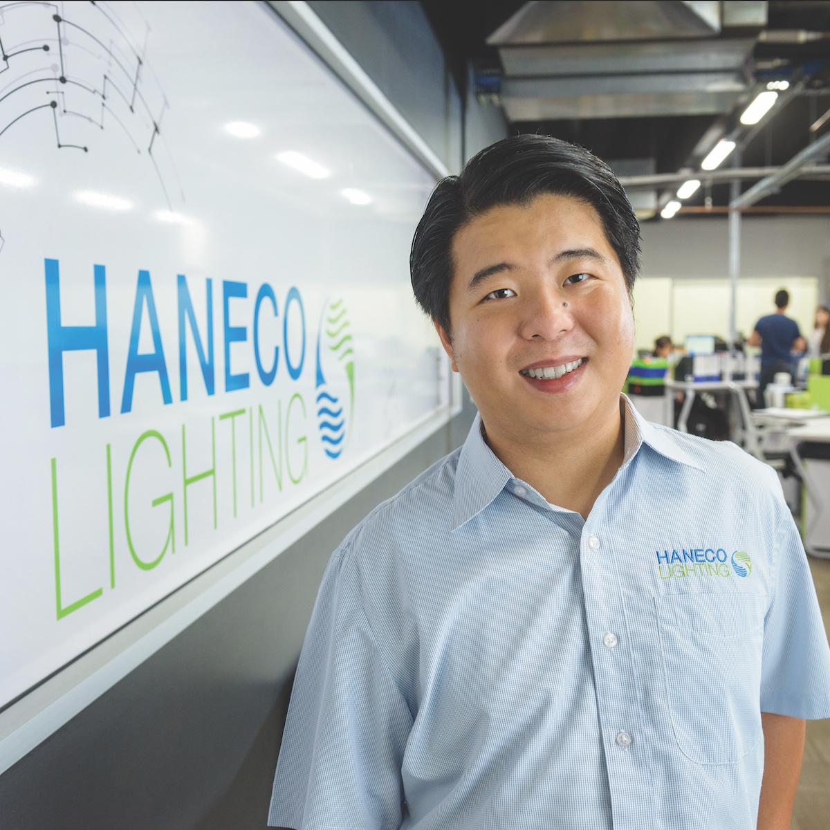 Nicho Teng Managing Director of Greaton Development