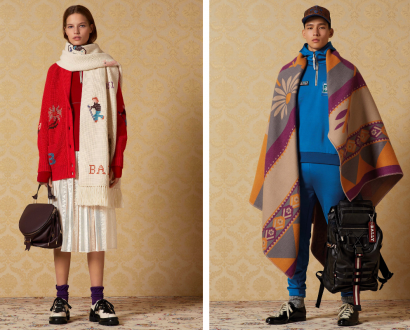 Bally Autumn Winter Collection