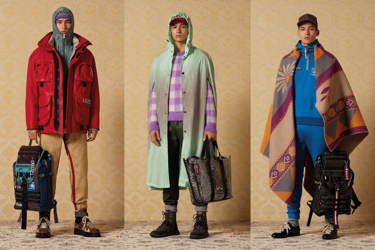 Bally Man Autumn/Winter
