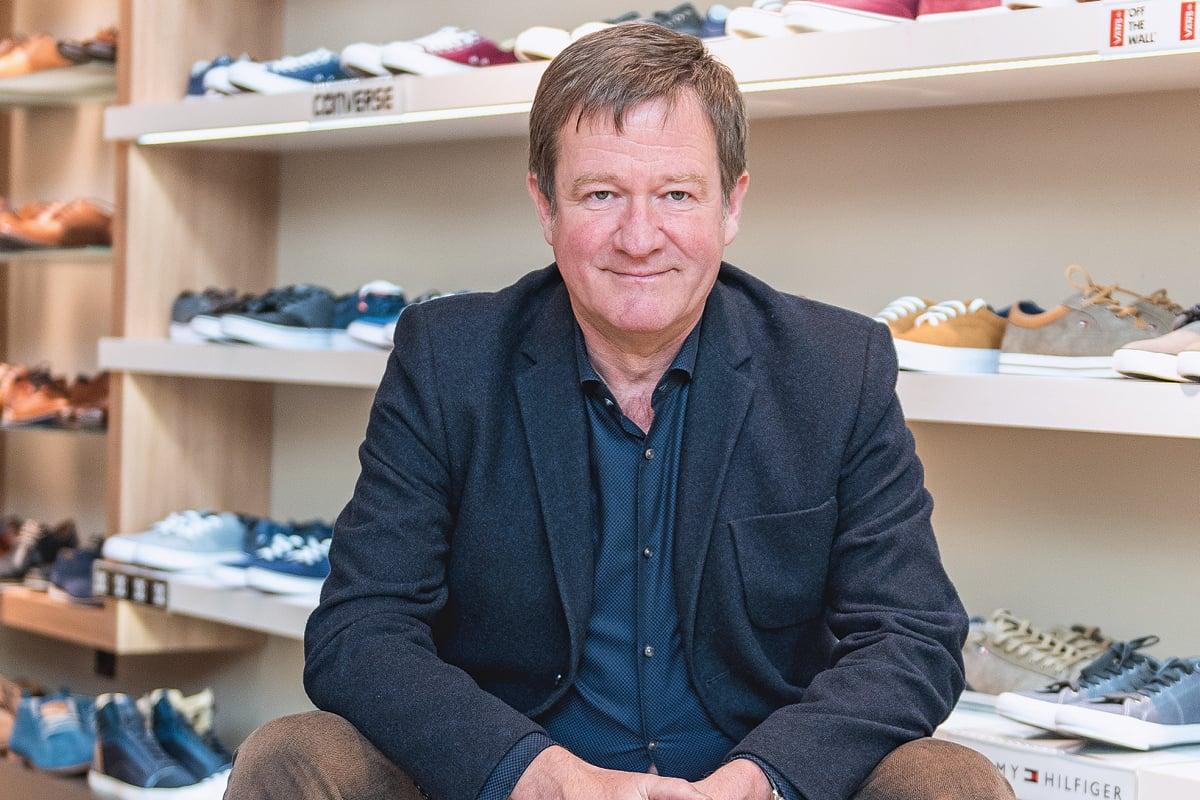cc171a33d22 Wouter Torfs CEO of Schoenen Torfs