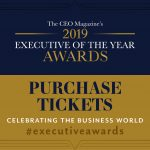 Executive of the year awards tickets