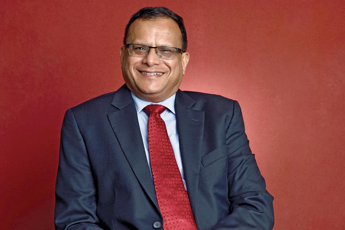 Balram Singh Yadav Managing Director of Godrej Agrovet | Modern Mogul UK
