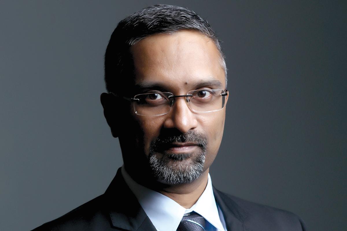 Ramesh Ranganathan CEO of Bombay Realty