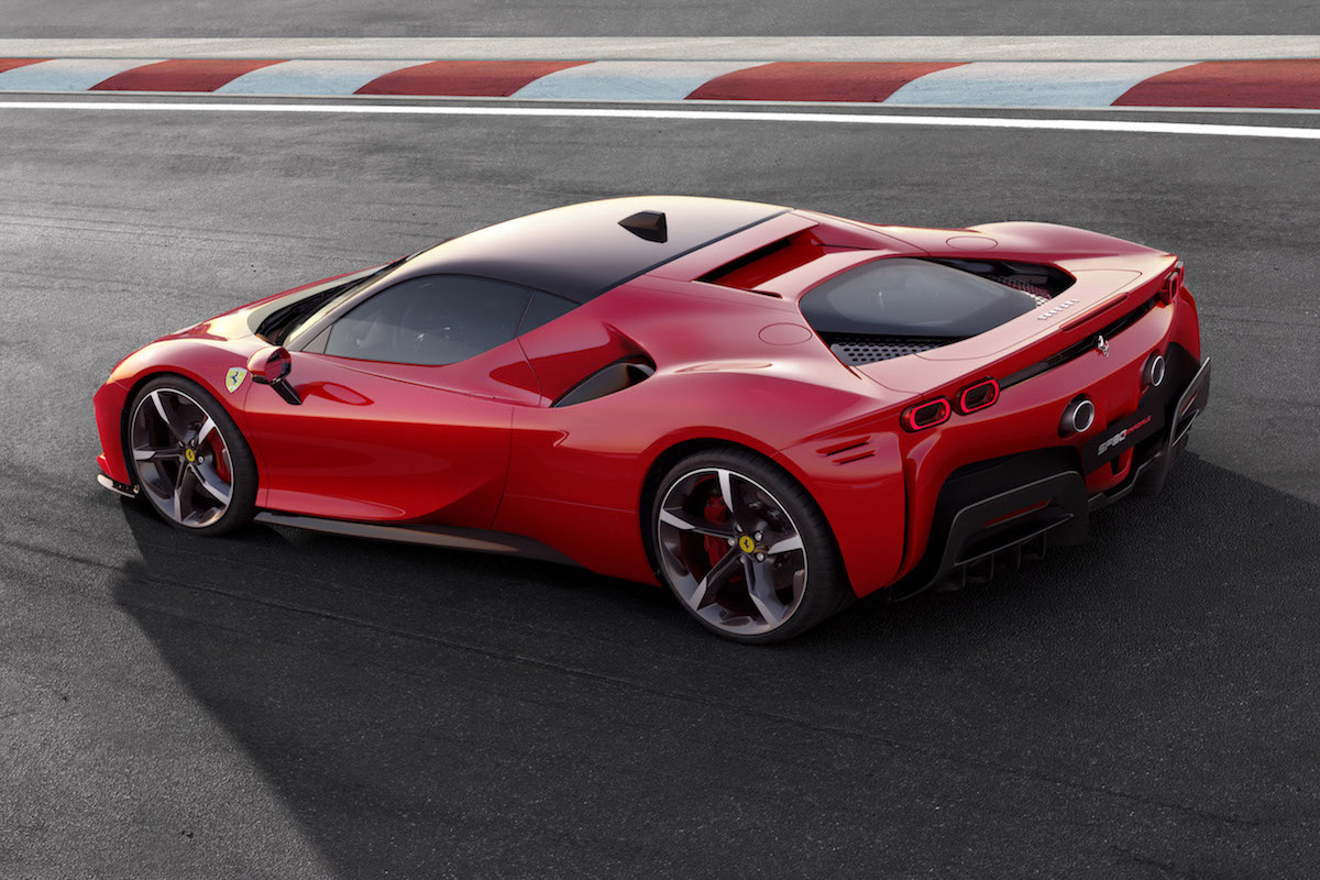 the SF90 Stradale