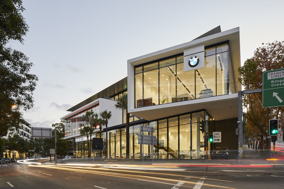BMW Rushcutters Bay