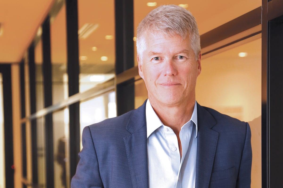 Nick Mescher, Senior Partner for Digital Transformation Australia and New Zealand of DXC Technology