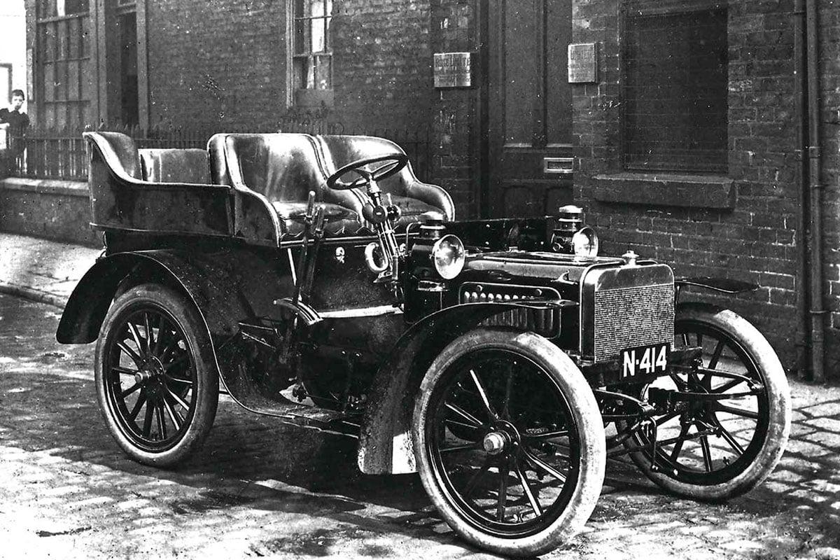 Rolls-Royce anniversary
