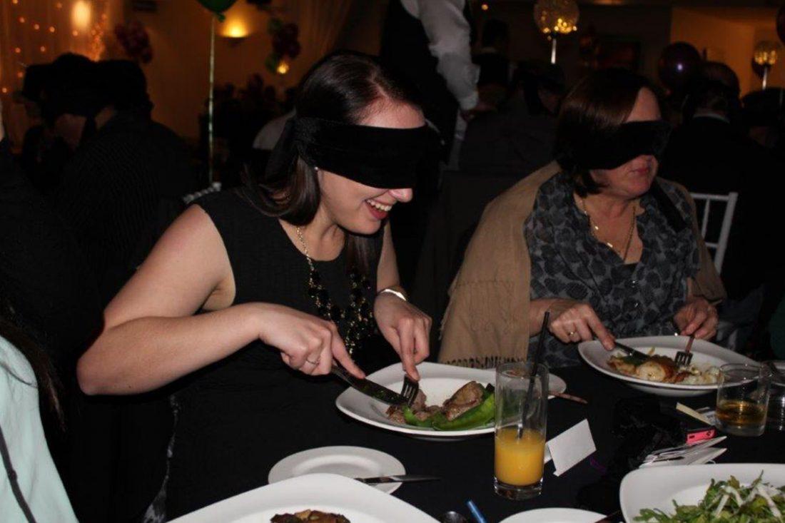 Dinner in the Dark Vision Australia