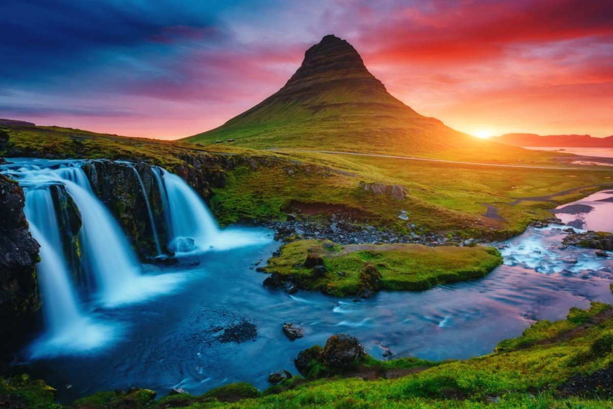 Iceland is the most peaceful nation