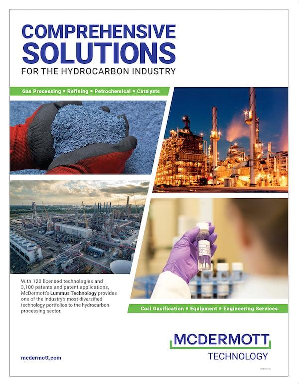 McDermontt International ad