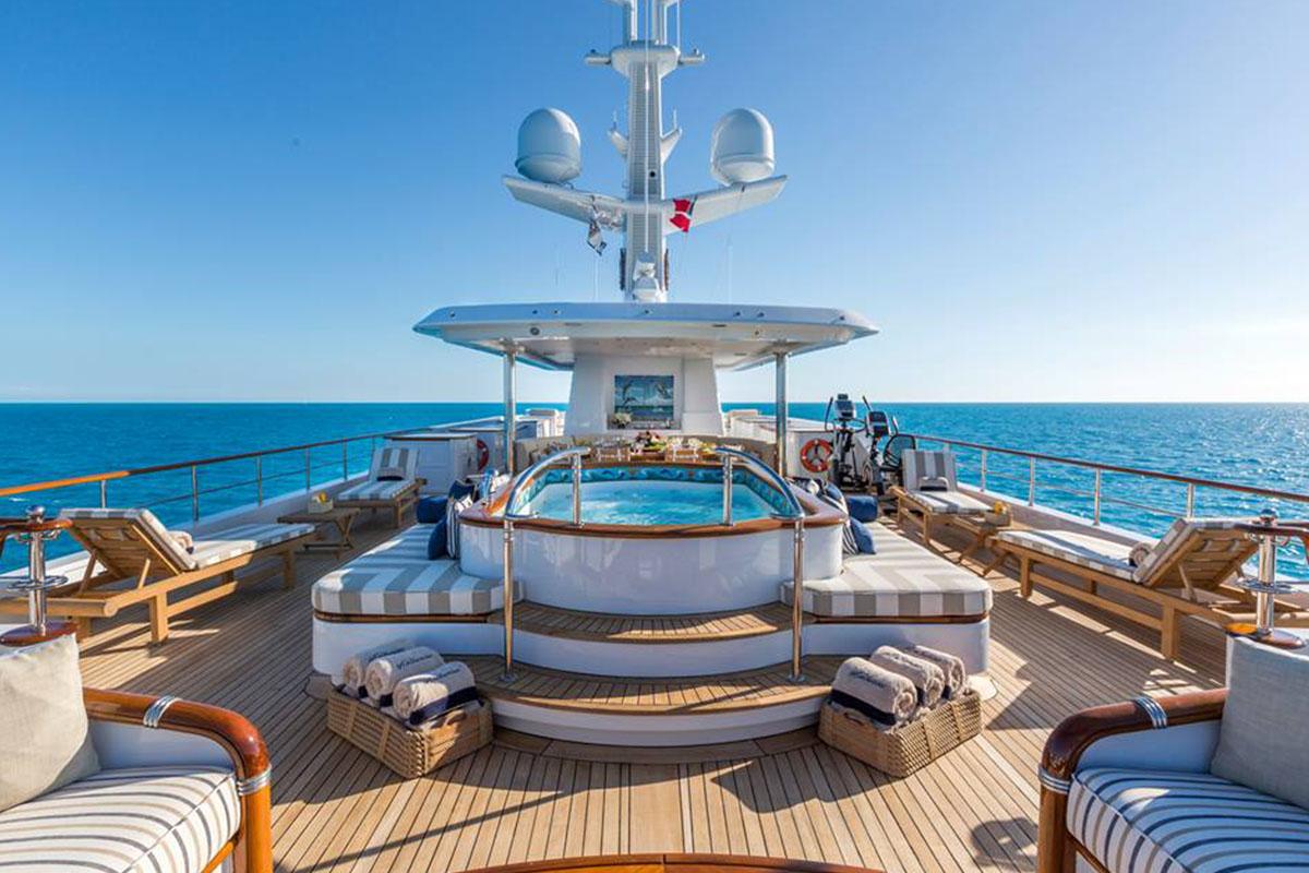 Burgess yacht broker