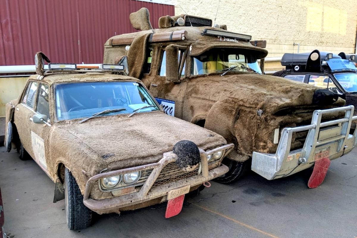 The Outback Car Trek