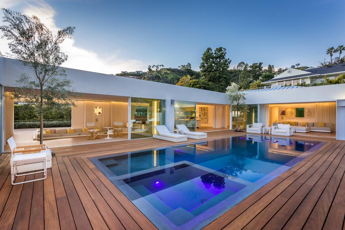 Orlando Bloom's house