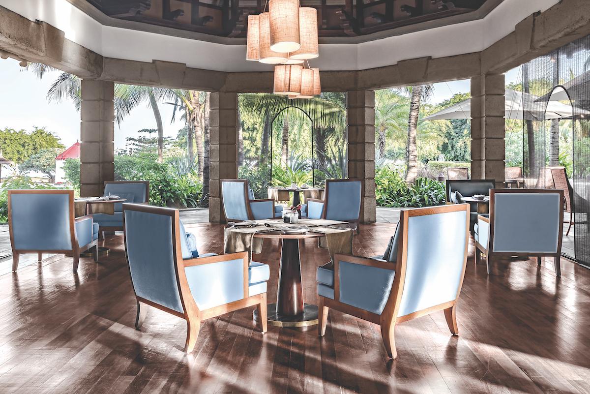 Coast2Coast restaurant in Mauritius