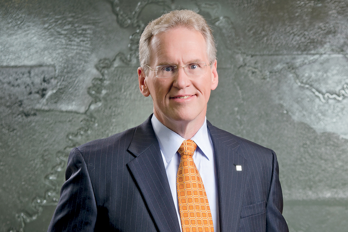 Bill Johnson, CEO and President of Tennessee Valley Authority (TVA)