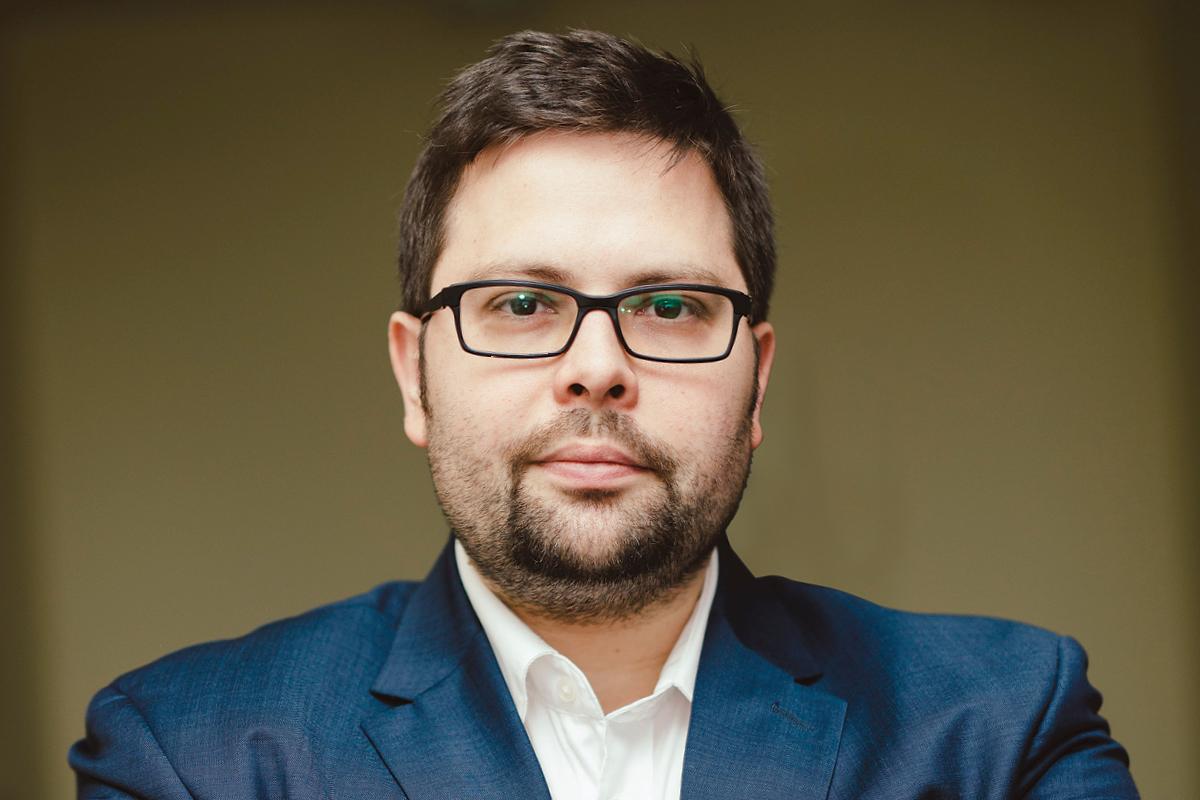 Filip Hlubocký, Chair of the Board of Directors and Director General of Železničná spoločnosť Slovensko