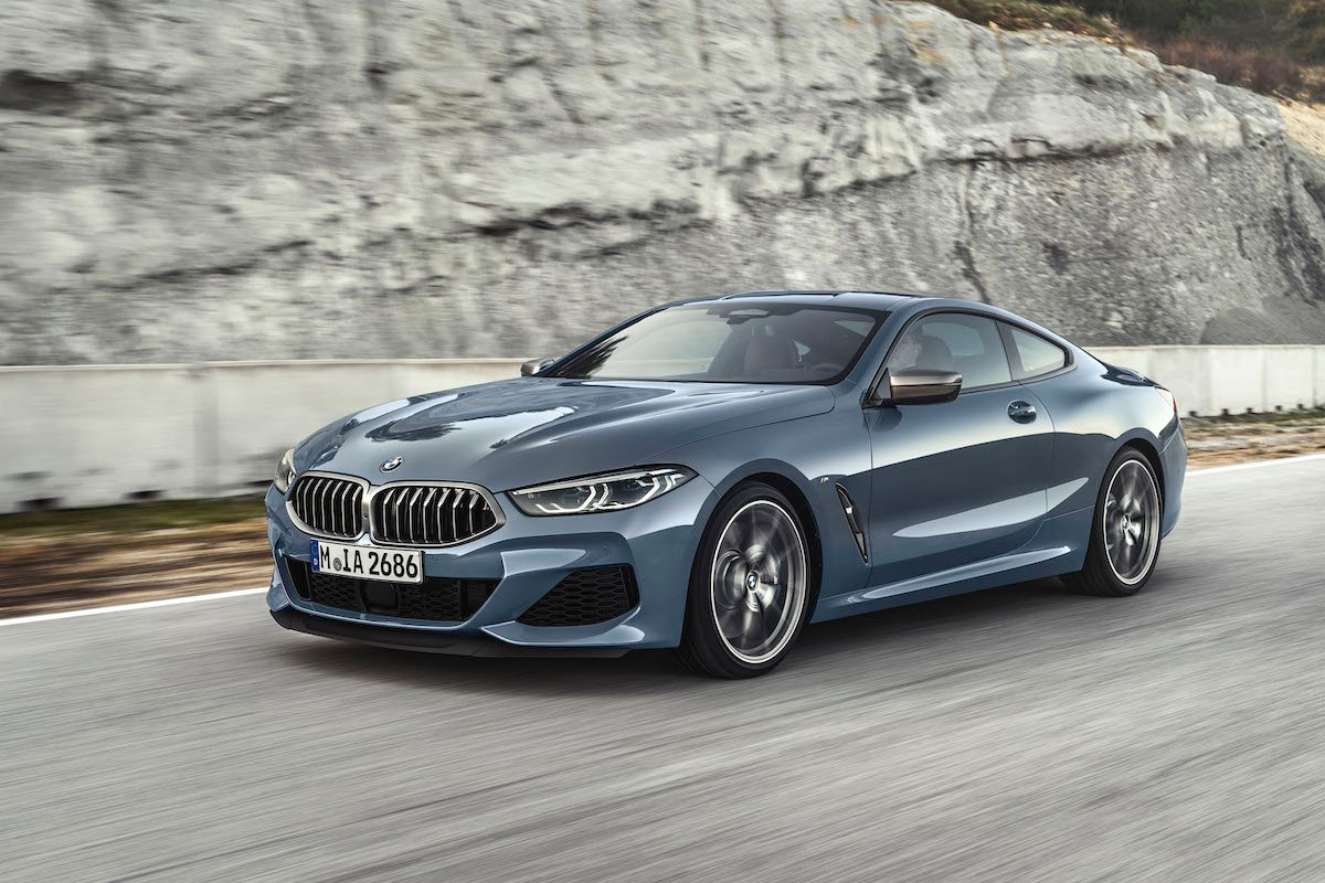 BMW M850I Coupe: The Boss of BMWs