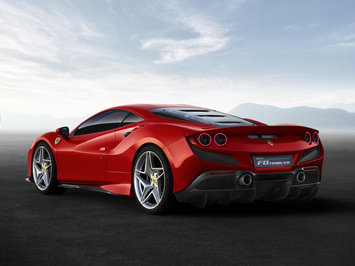 Ferrari F8 Tributo: The Thoroughbred