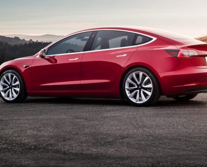 tesla model3, battery electric
