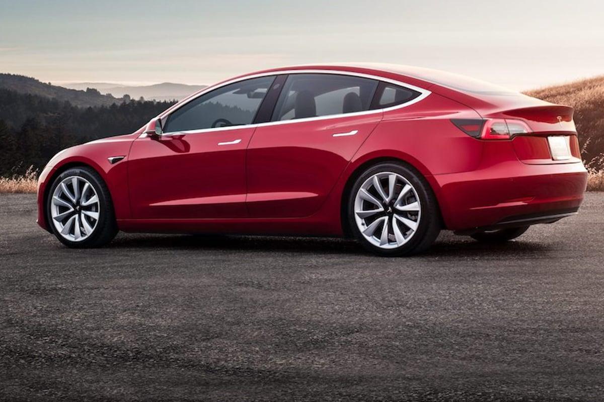 Tesla Model 3: The Cut-price Tesla