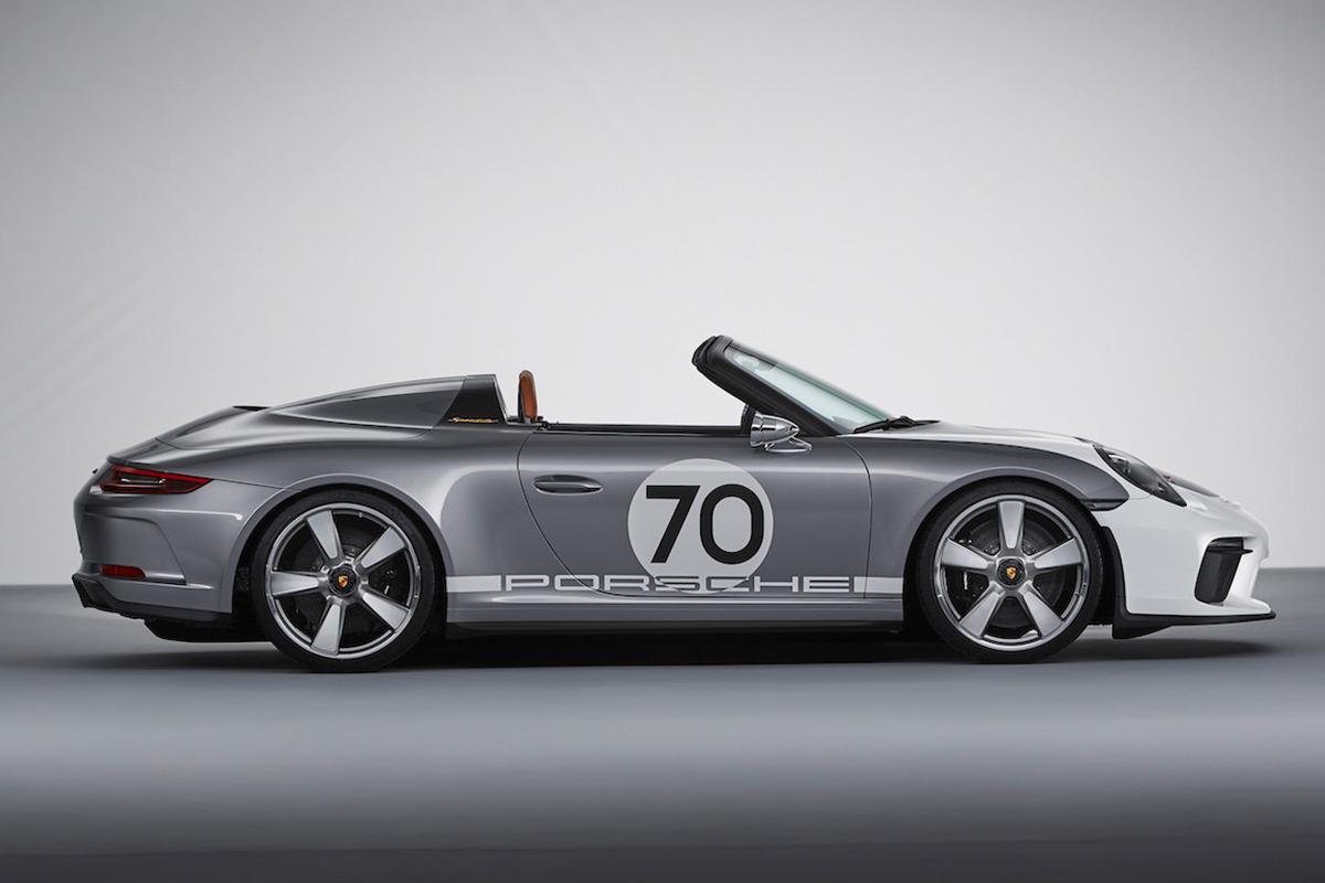 Porsche Speedster: The Goat
