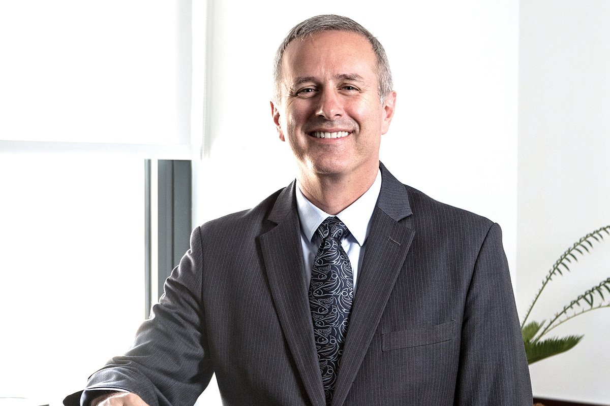 Larry Stevens, CEO of Würth China