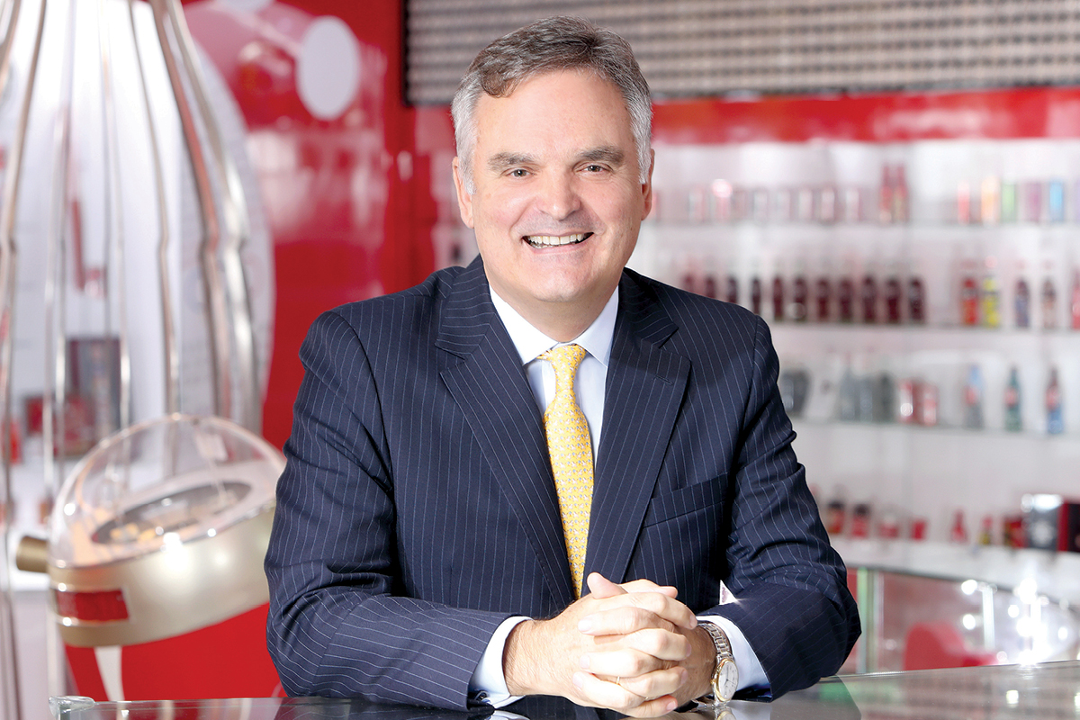 Neil Waters, Executive Director of Swire Coca-Cola