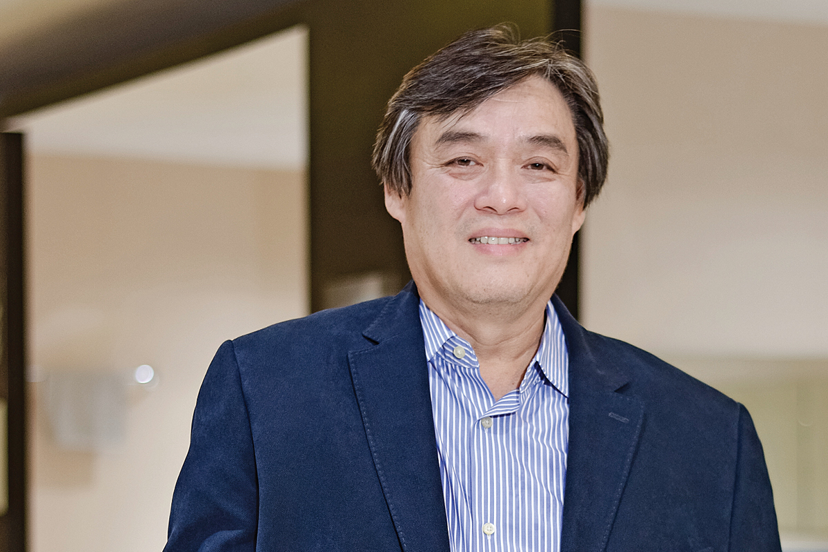 Michael Co, CEO of Cebu Home and Builders Centre
