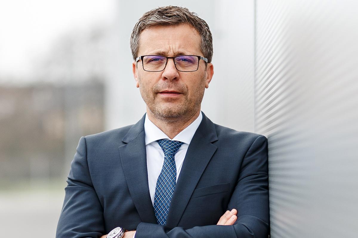 Andrej Kolmanič, CEO of Impol