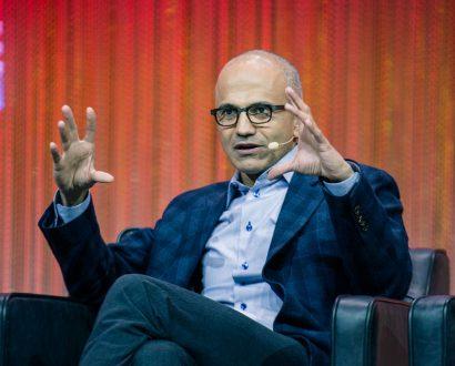 Microsoft, CEO Satya Nadella