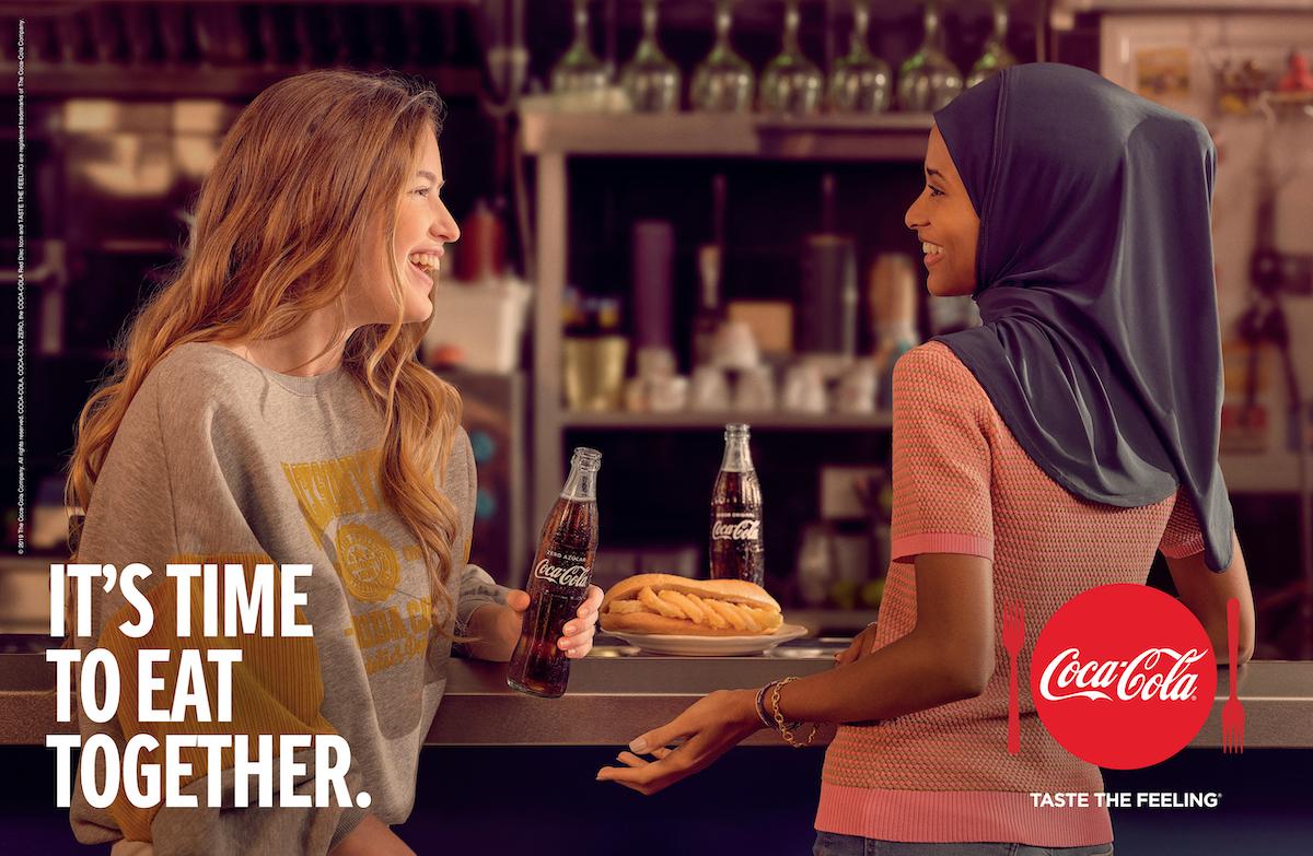 Coca Cola Spain ad