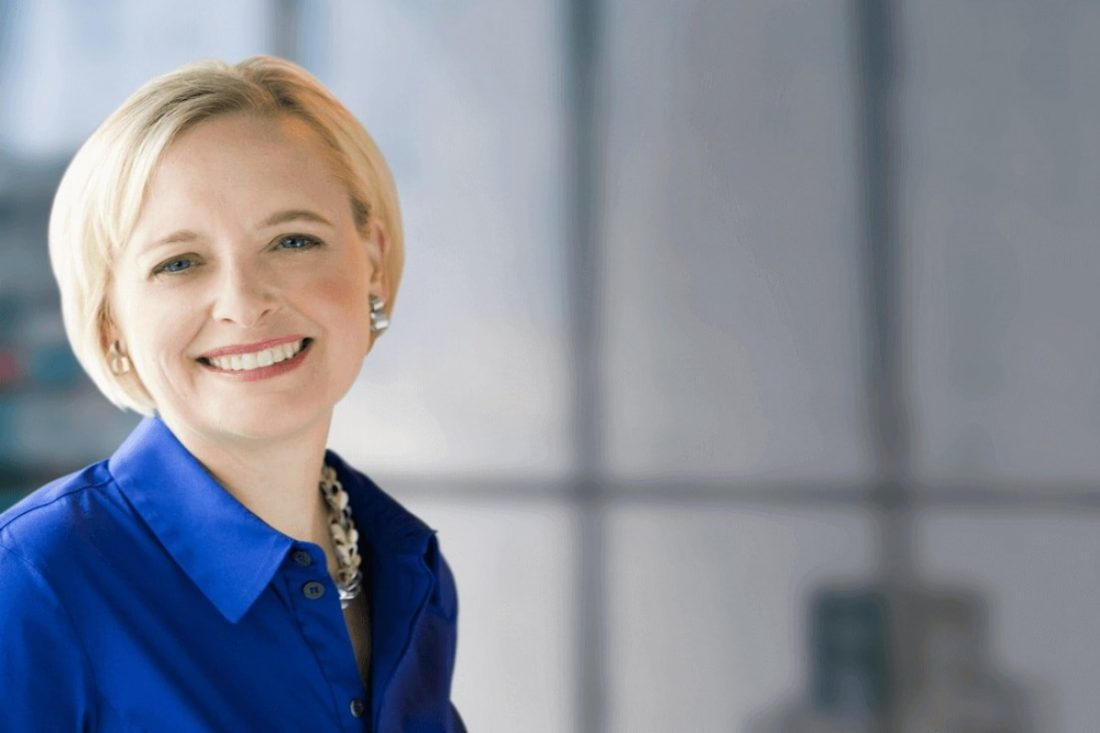 Julie Sweet, 51, has been appointed the first female CEO of Accenture.