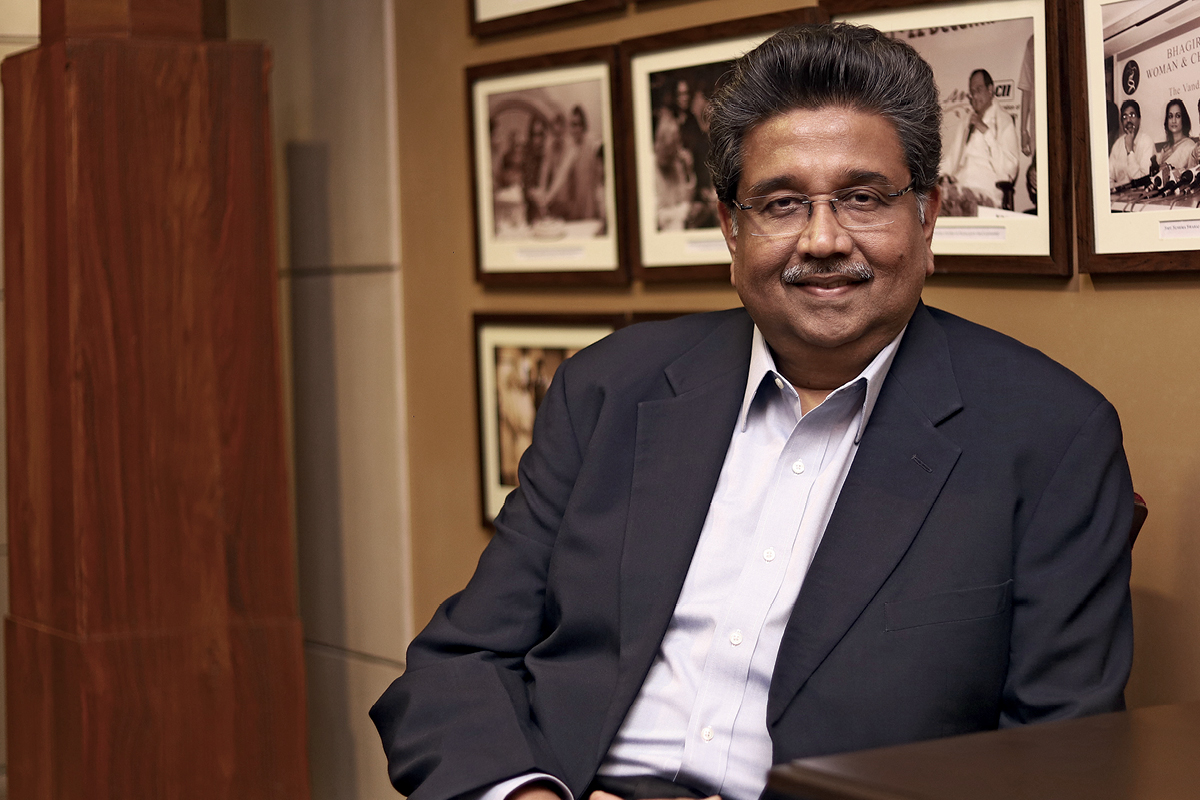 Harshavardhan Neotia, Chairman of Ambuja Neotia Group