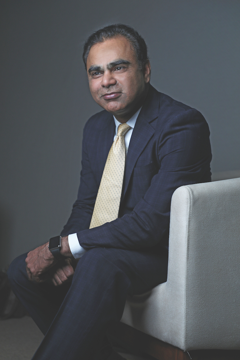 Nagesh Basavanhalli, CEO of Greaves Cotton