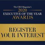 CEO Magazine 2020 register your interest